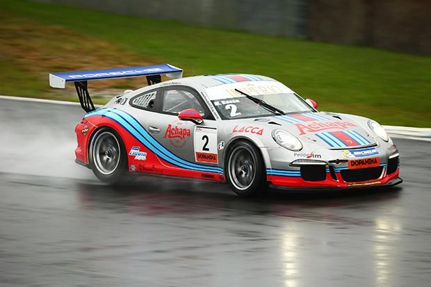 Porsche GT3 Cup, categoria Sport do piloto Marcio Basso. (Foto: Divulgação/Luca Bassani) (Foto: Divulgação/Luca Bassani)