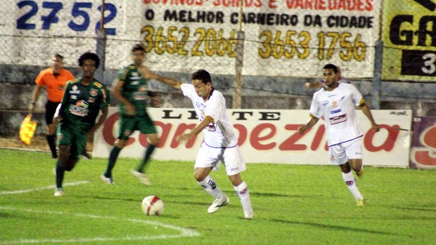 Penapolense 1 x 0 Barretos Copa Paulista (Foto: Silas Reche/Penapolense)