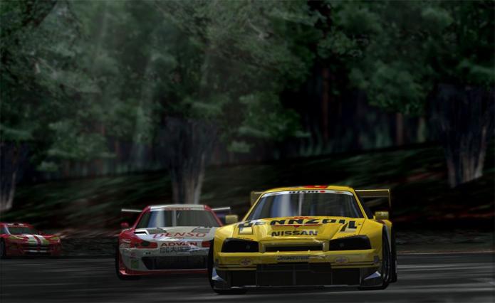 Gran Turismo 3 é o mais vendido da série Gran Turismo (Foto: Divulgação/Sony)
