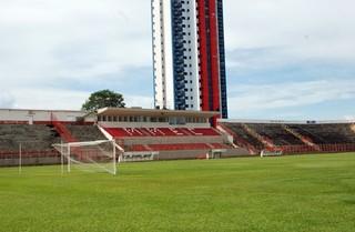 Estádio Vail Chaves, em Mogi Mirim (Foto: Divulgação)