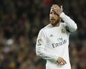 """Sergio Ramos não disfarça: """"Tudo que é ruim para o Barça e bom para o Real"""""""