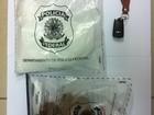Polícia Federal prende dois suspeitos e apreende 2 kg de cocaína em AL