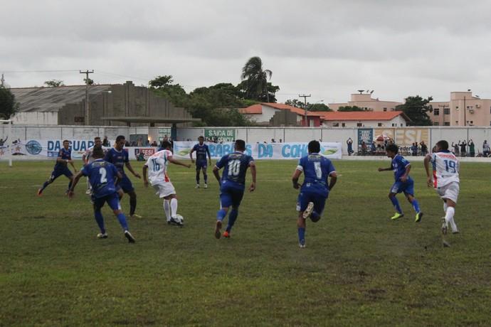 Parnahyba x Piauí  (Foto: Josiel Martins/GloboEsporte.com)