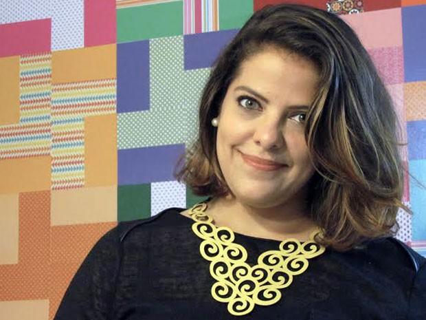 Palestrantes Verena Petintinga palestra em Salvador sobre empreendedorismo feminino (Foto: Divulgação)