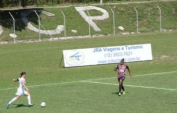 São José e Taubaté fazem clássico no Campeonato Paulista de fut. feminino