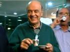 José Serra discute estratégias para o segundo turno