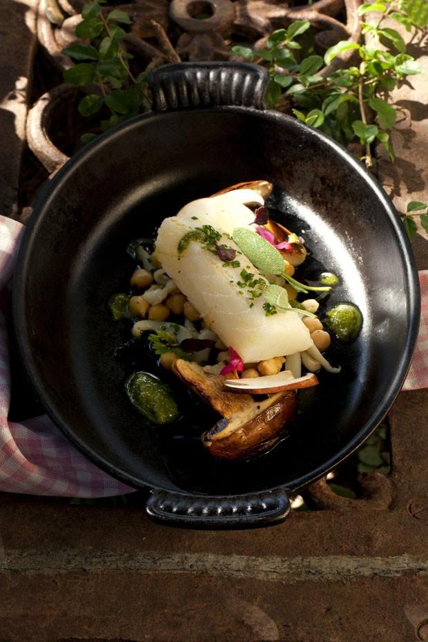 Hotel de luxo na Toscana com restaurante do chef Alain Ducasse (Foto: Divulgação)