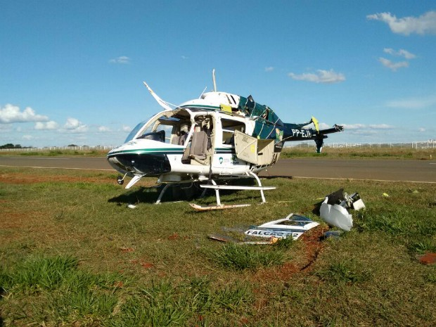 [Brasil] Helicóptero da PM sofre acidente durante treinamento no norte do PR Img-20150721-wa0028