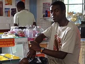 Fôjo virou referência para jovens da favela (Foto: Malhação / TV Globo)