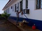 Em obras, hospital de Estrela do Indaiá não tem previsão de reabertura
