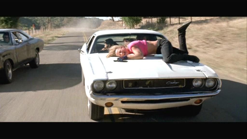Zoe Bell em 'À Prova da Morte' (Foto: Divulgação)
