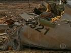 EI diz que derrubou avião no Egito com explosivos em uma latinha