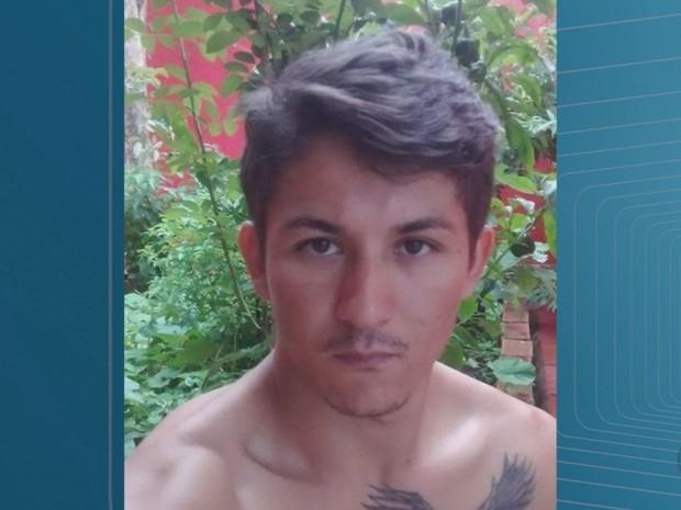 Marcos da Silva, de 27 anos, foi morto dentro de casa, em Ribeirão Preto, SP (Foto: Reprodução/EPTV)