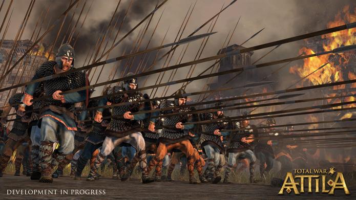 Total War em promoção com títulos da série na Nuuvem (Foto: Divulgação)