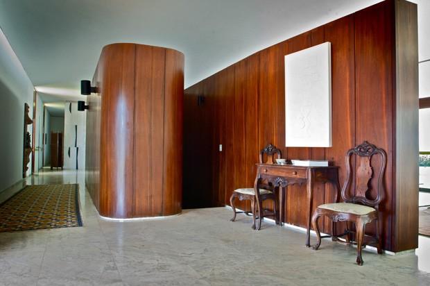 Palácio do Jaburu, residência de Michel Temer (Foto: Anderson Riedel/ divulgação)