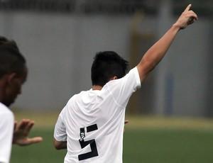 Lucas Otávio - Santos Sub-20 (Foto: Divulgação/Santos FC)
