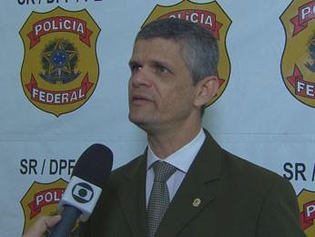 Giovani Santoro disse que os dois homens eram clientes da agência (Foto: Reprodução/TV Globo)