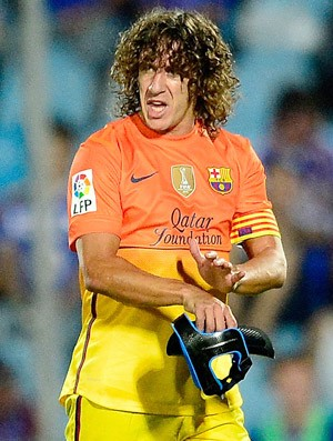 Puyol, Barcelona (Foto: Getty Images)