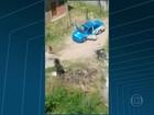 PMs que agrediram casal em Caxias, RJ, são identificados