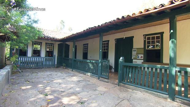 Fazenda do tempo dos bandeirantes é transformada em museu ()