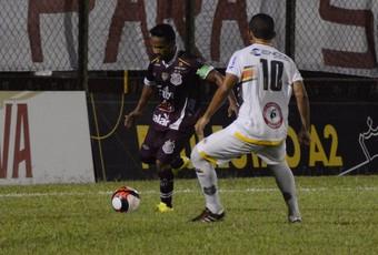 Nequinha Marlon Sertãozinho Barretos (Foto: Vinicius Alves / Sertãozinho FC)