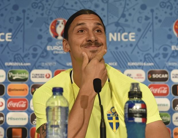 Zlatan Ibrahimovic  (Foto: getty images)