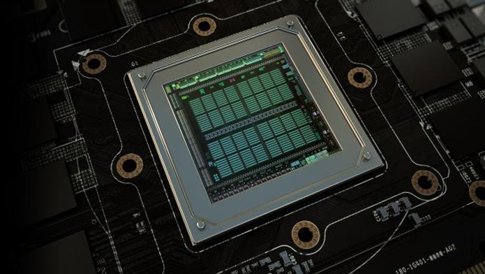 Processador gráfico Pascal é o grande responsável pelos saltos de desempenho da nova GTX 1080 (Foto: Divulgação/Nvidia)