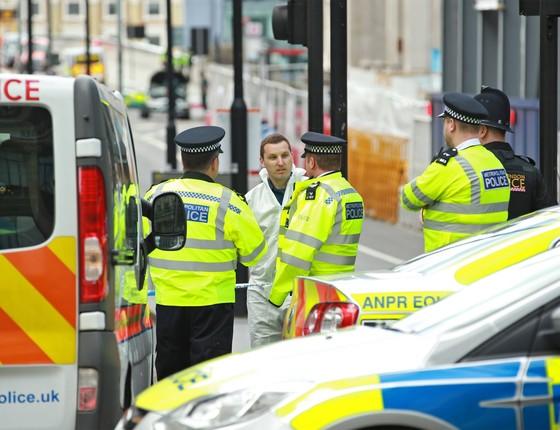 O Reino Unido foi vítima de um ataque