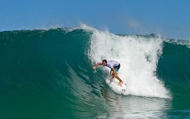 Joel Parkinson no Rio Pro - tubo sequência - 2 (Foto: Paulo Barcellos / Billabong)