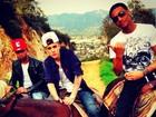 Polícia encontra drogas na mansão de Justin Bieber, diz site