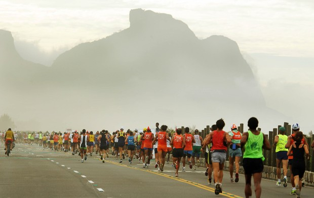Maratona do Rio (Foto: Marcio Rodrigues)