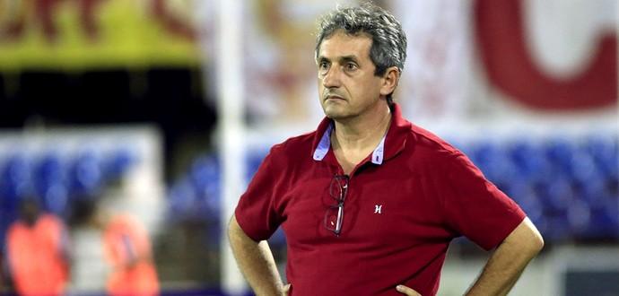 Alexandre Barroso, técnico do CRB (Foto: Ailton Cruz / Gazeta de Alagoas)