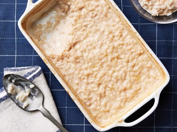Arroz doce de forno é opção rápida para a ceia (Foto: Food Network)