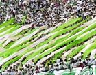 As imagens da conquista do Palmeiras (Vidal Cavalcante / Agência Estado)