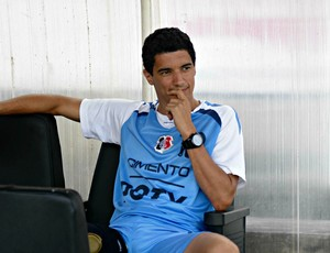 Luciano Sorriso - Santa Cruz (Foto: Aldo Carneiro/Pernambuco Press)