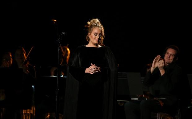 Adele (Foto: Reuters)