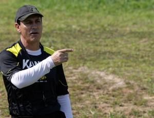 Paulo Comelli, técnico do Criciúma (Foto: Fernando Ribeiro, Divulgação / Criciúma EC)