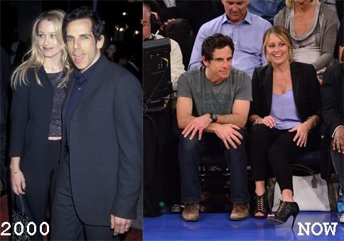Ben Stiller & Christine Taylor, 2000 (Foto: .)