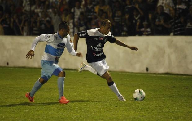 Ratinho, o melhor jogador do Remo em capo (Foto: Tarso Sarraf / O Liberal)