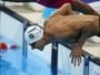 Chierighini lidera eliminatórias dos 100m livre, e Cielo faz sexto tempo
