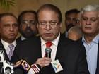 Índia e Paquistão concordam em retomar conversas de paz, diz Sharif