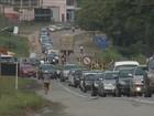 Rodovias de SC têm movimento intenso neste sábado de Carnaval