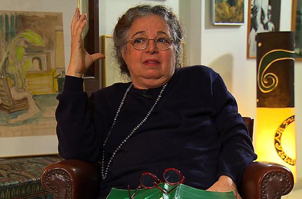 Camilla homenageia a crítica, que faleceu na última semana (Foto: Reprodução)