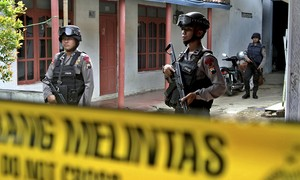 Indonésia identifica 5 autores de ação terrorista e prende 12 suspeitos