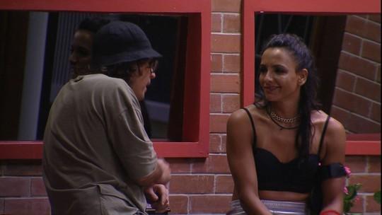 Ilmar confessa que não quer enfrentar Marinalva e Marcos no Paredão