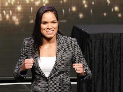 Amanda Nunes; UFC 200 (Foto: Evelyn Rodrigues)