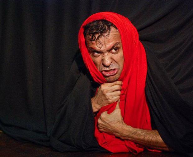 """A peça """"Boi"""" estará em cartaz no Sesc Pinheiros (Foto: Layza Vasconcelos)"""