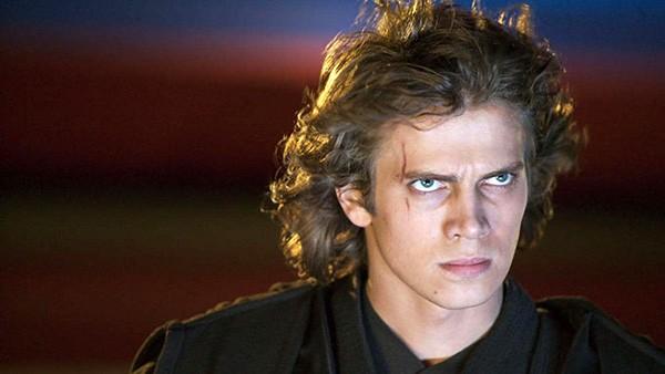 Hayden Christensen em 'Star Wars: Episódio III - A Vingança dos Sith' (2005) (Foto: Divulgação)
