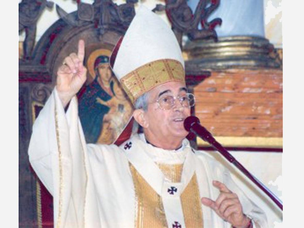 Dom Marcelo Carvalheira faleceu aos 88 anos, no Recife (Foto: Arquivo/Arquidiocese de Olinda e Recife)