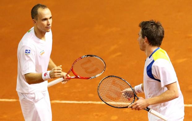 tênis Alexander Peya e Bruno Soares (Foto: Wagner Carmo / Inovafoto)
